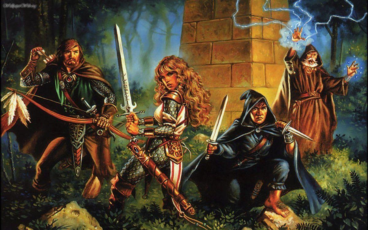 Список терминов dungeons & dragons   rpg   fandom