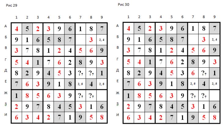Что такое судоку, какие бывают разновидности судоку            bbf.ru