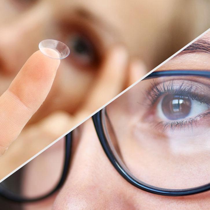 Оптическая сила в диоптриях и увеличение линзы (×) • фотометрия