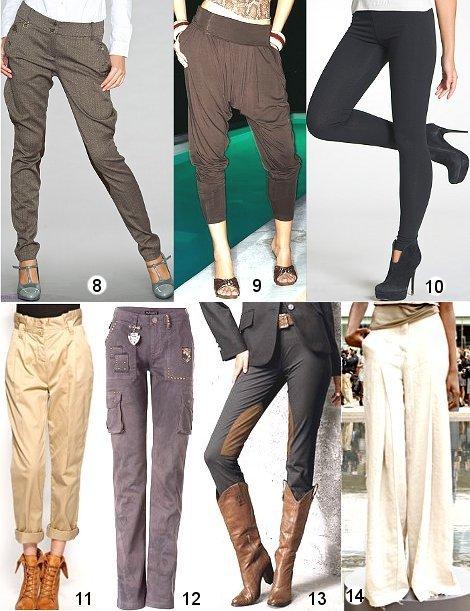 Что такое брюки скинни