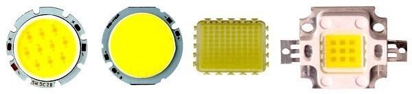 Характеристики светодиодов, обзор предложений и подключение