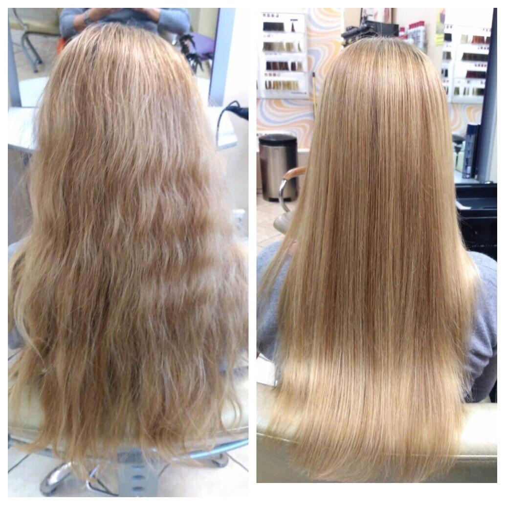 Экранирование волос в домашних условиях и в салоне: плюсы и минусы, сколько держится эффект от процедуры, как часто можно делать экранирование / mama66.ru