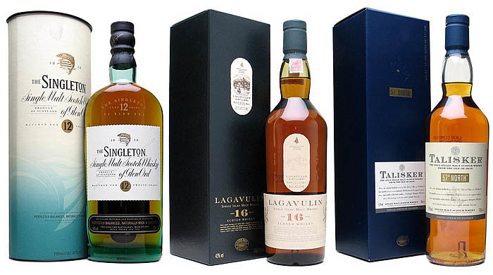 Что такое купажированный виски и его шотландский купаж