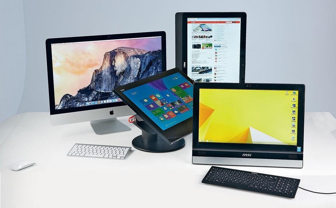 Моноблок, ноутбук или десктоп: выбираем домашний пк. cтатьи, тесты, обзоры