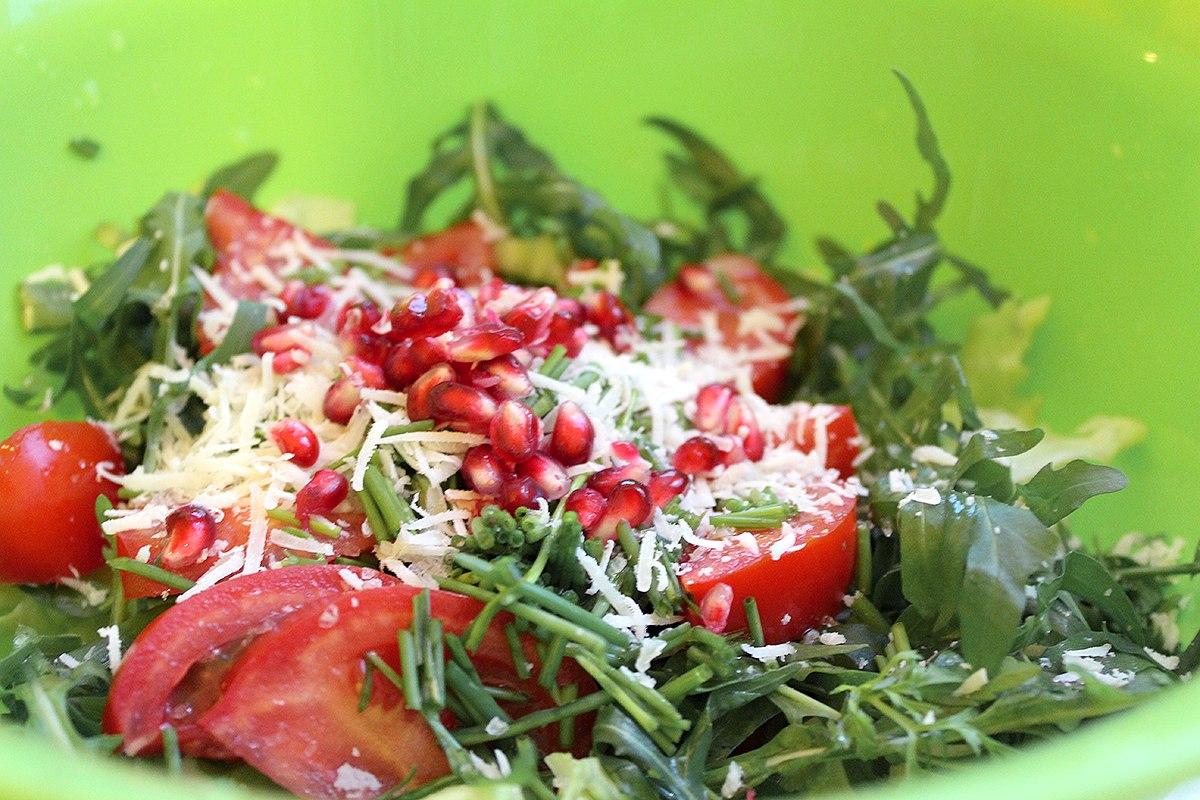 Кресс-салат (водяной кресс)