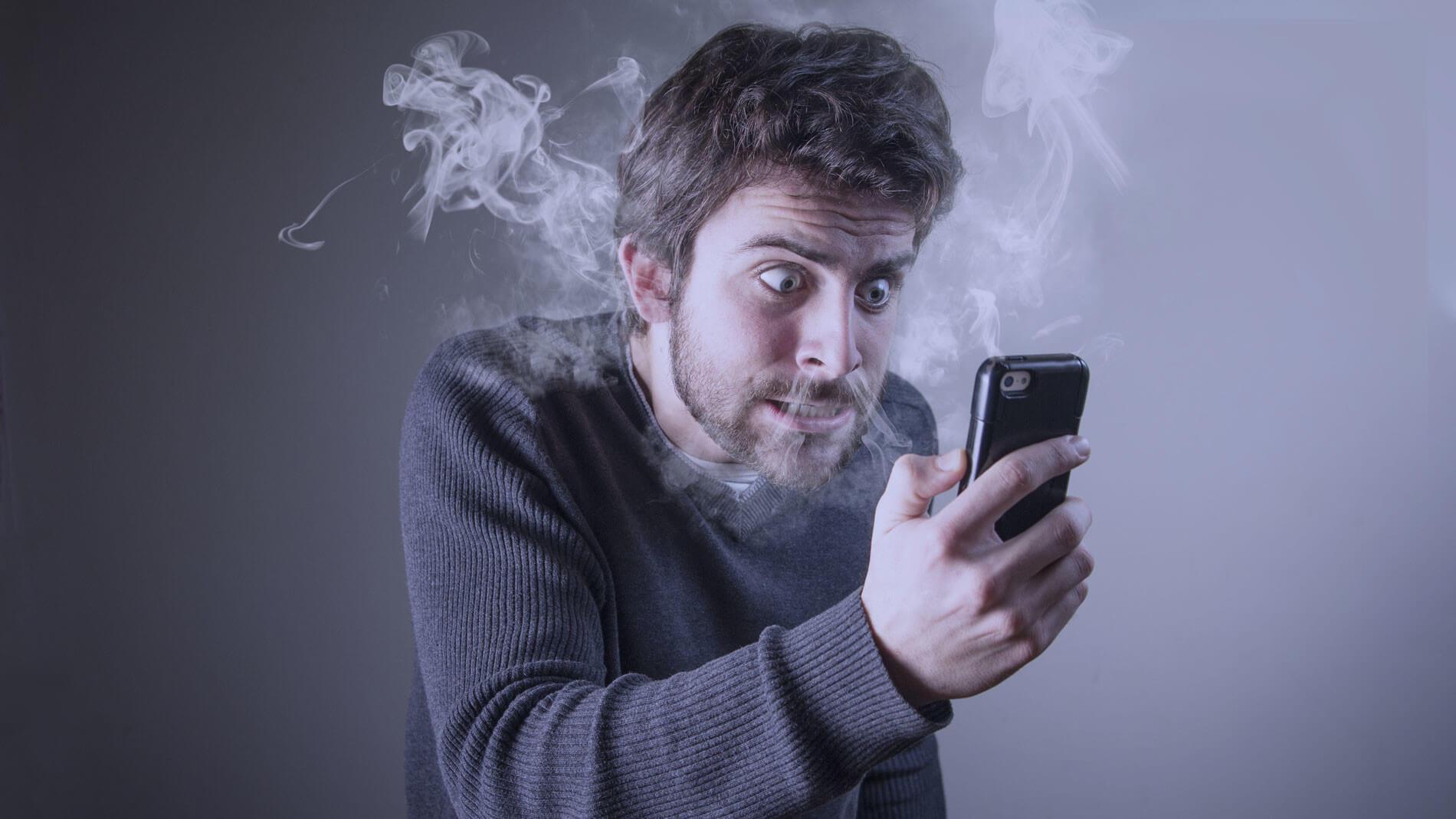 Останавливаем спам-звонки и смс-спам на андроиде