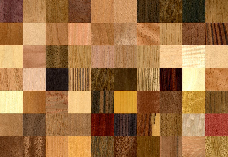 Что такое шпон дерева: виды и особенности