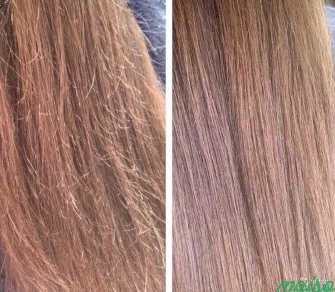 Что такое полировка волос и как ее делают? :: syl.ru