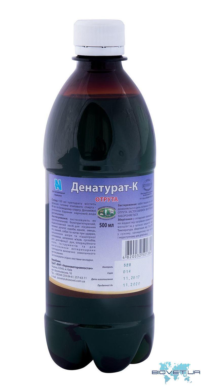 Что такое денатурат и можно ли его пить - лечение
