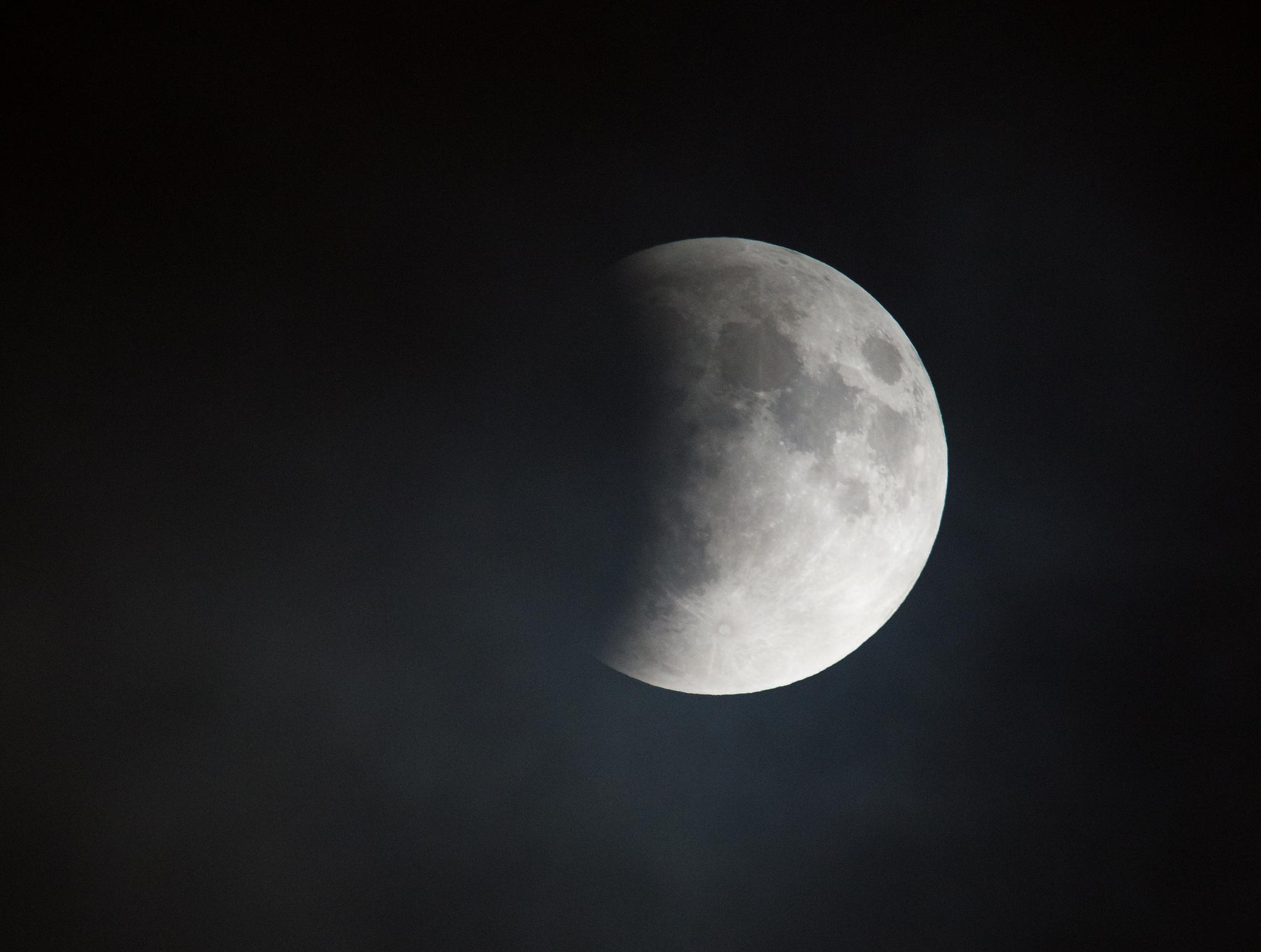 Лунное затмение — википедия. что такое лунное затмение
