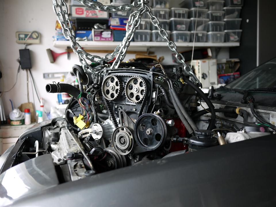 Что значит «свап» мотора