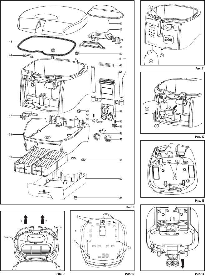 Фритюрница – основные виды, что можно в ней приготовить, как выбрать, пользоваться и мыть?