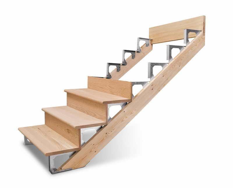 Как сделать лестницу – порядок расчётов и монтажа