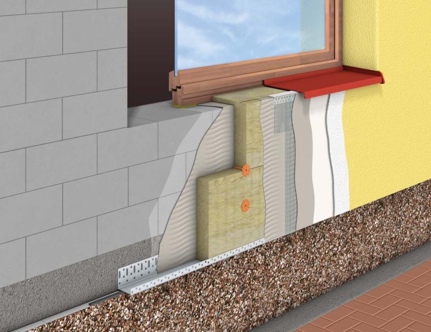 Мокрый фасад: плюсы и минусы техонлогии + видео