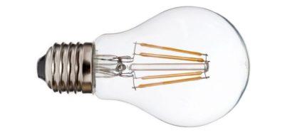 Филаментные лампы - что это такое?