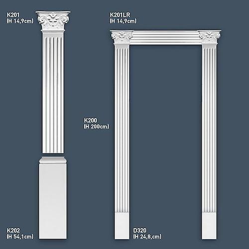 Пилястра — что это такое в архитектуре?