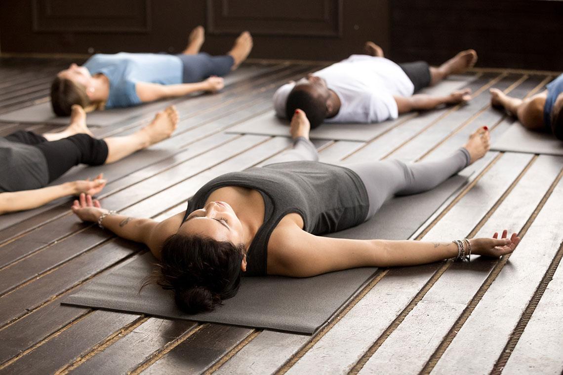 Йога-нидра: мощная практика расслабления и восстановления жизненных сил