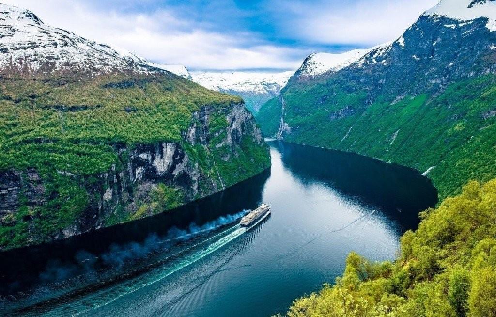 Фьорды норвегии: 10 самых красивых норвежских фьордов