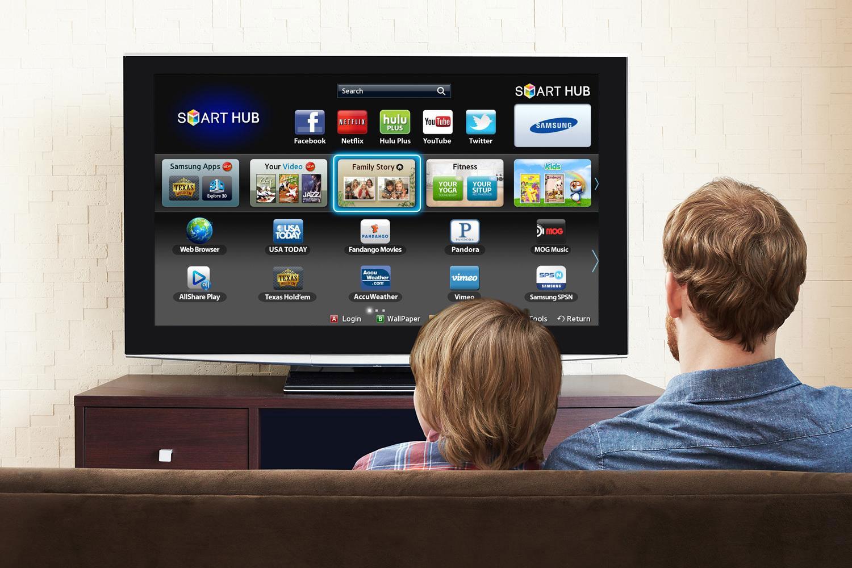 Функция smart tv в телевизоре - что это такое?