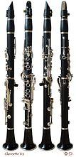 Малый кларнет — википедия. что такое малый кларнет