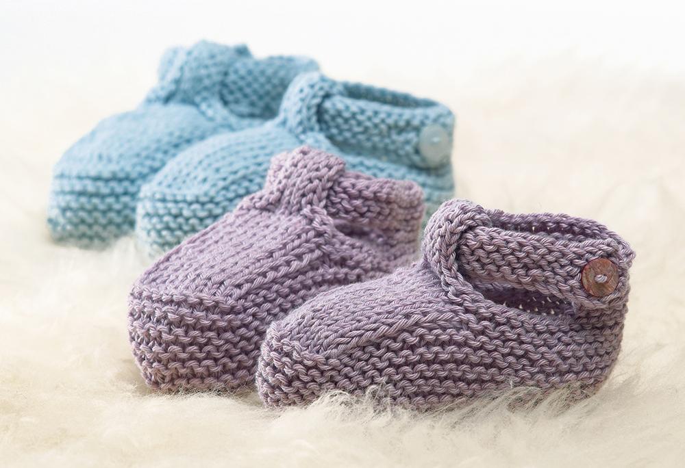 Пинетки спицами для новорожденных ? - топ-150 фото лучших идей вязания детских пинеток своими руками + простые инструкции для начинающих