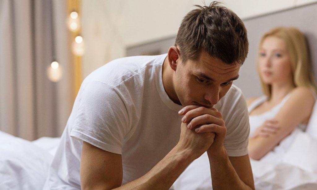 Что такое эректильная дисфункция? симптомы, лечение, диагностика импотенции