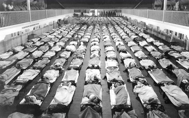 Испанка: пандемия, о которой знает каждый, и о которой не известно ничего   милосердие.ru