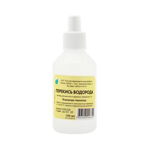 Перекись водорода: инструкция по применению, цена, лечение по неумывакину внутрь, от прыщей и для лица - medside.ru