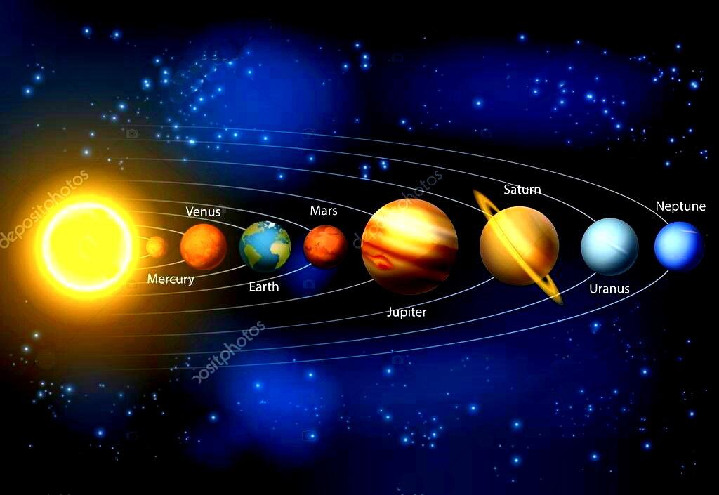 Как часто бывает парад планет солнечной системы?