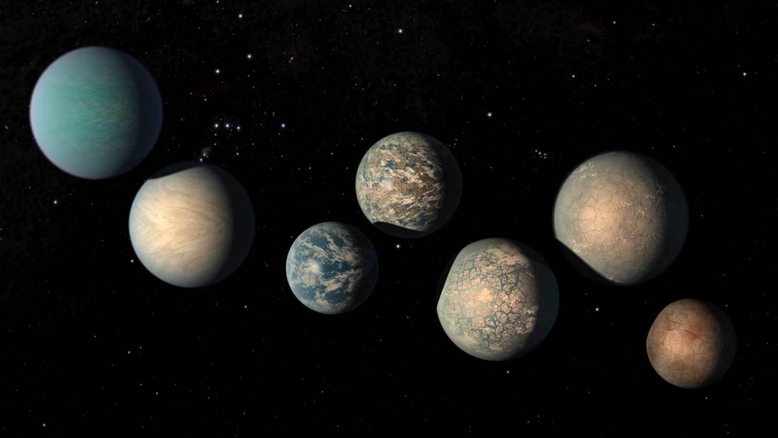 Список потенциально жизнепригодных экзопланет — википедия. что такое список потенциально жизнепригодных экзопланет
