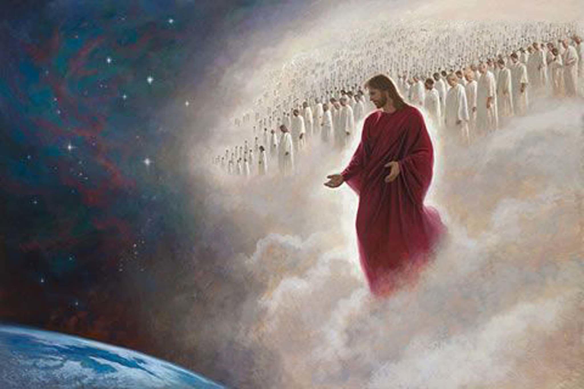 Духовный мир в православной традиции | православная жизнь
