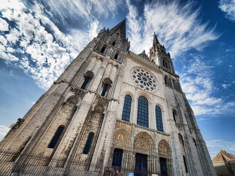 Готический стиль в архитектуре средневековья | готика в интерьере