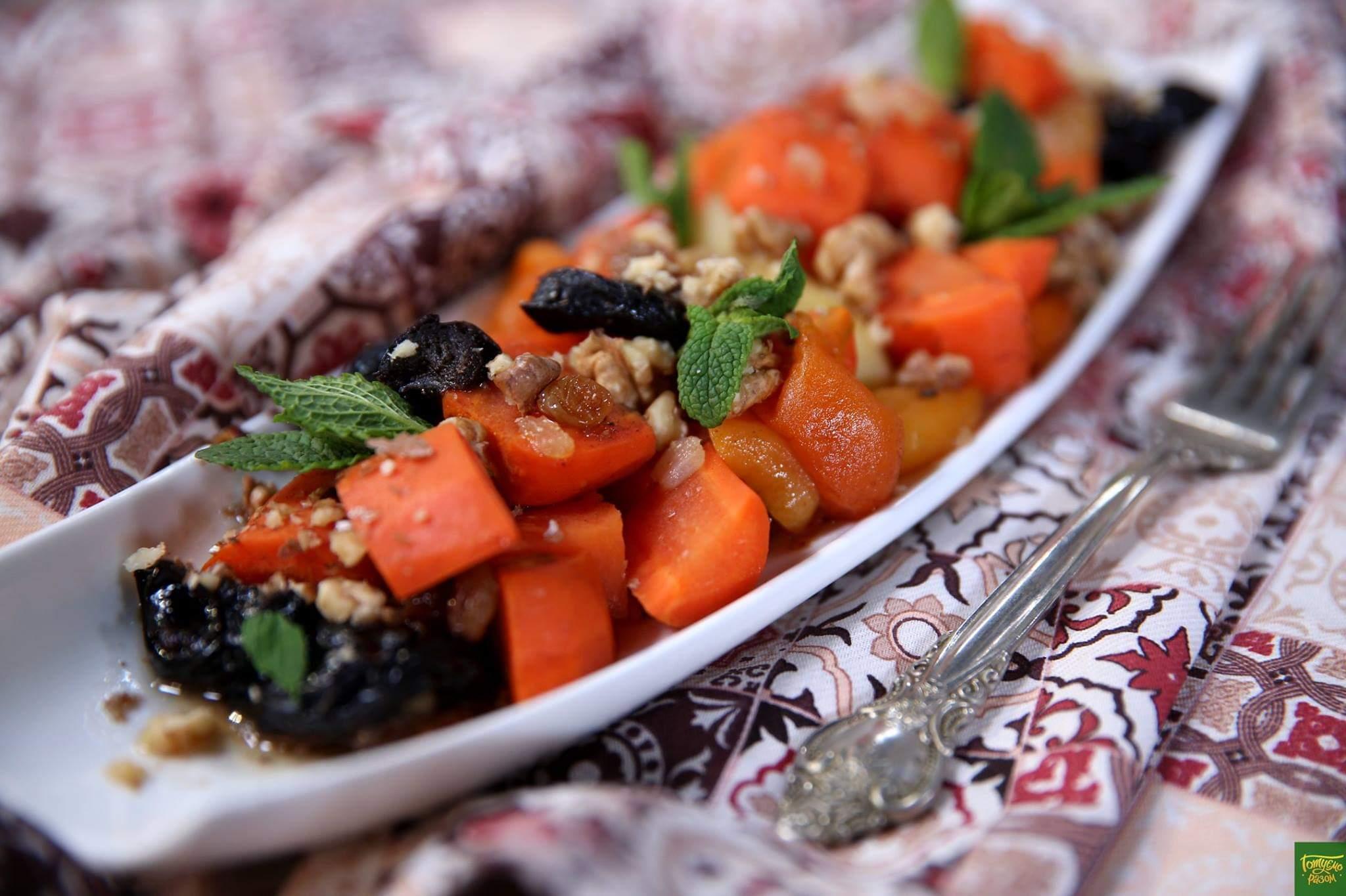 Цимес: что это такое? блюда еврейской кухни