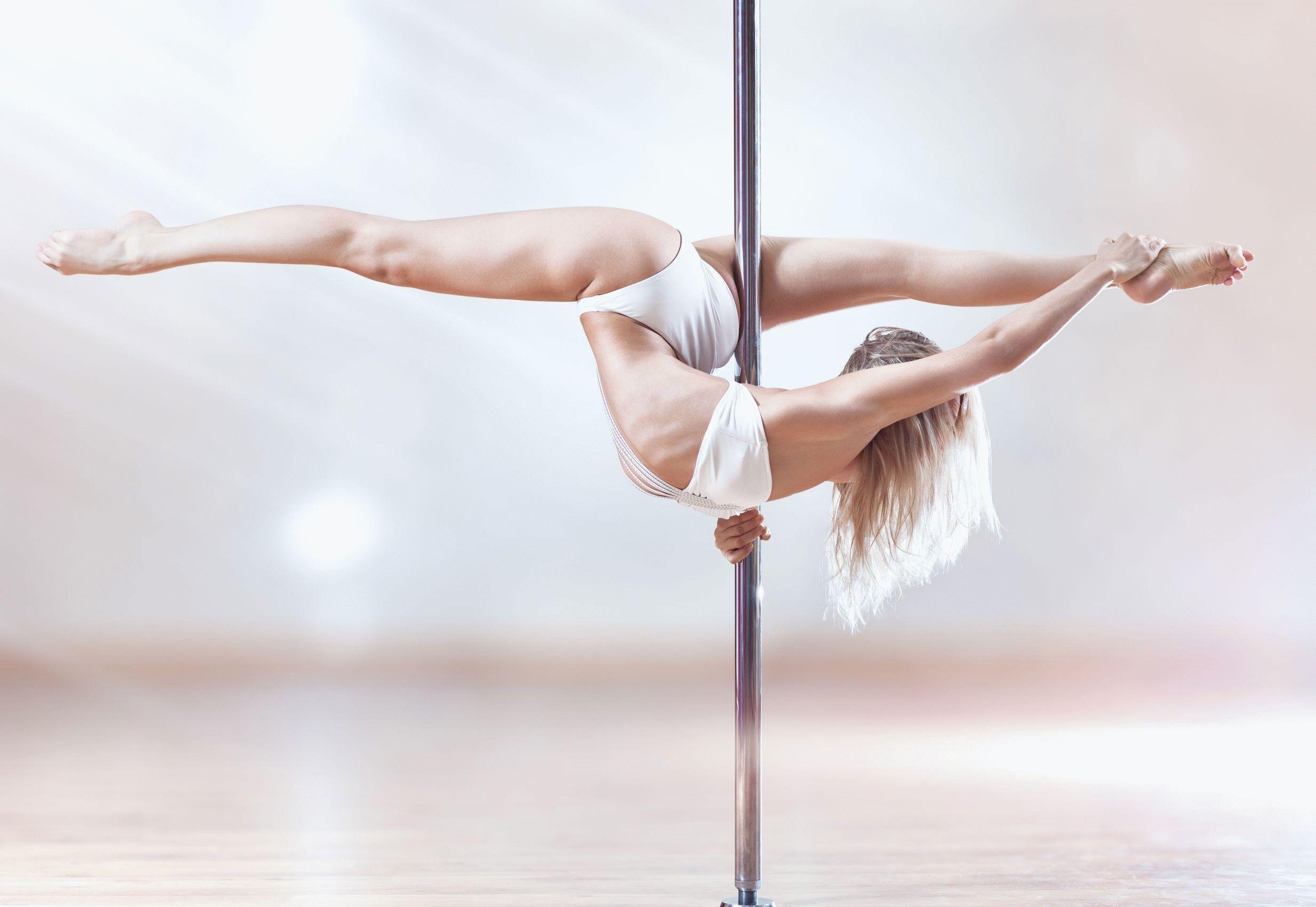 Что такое пилон? pole dance как вид фитнеса