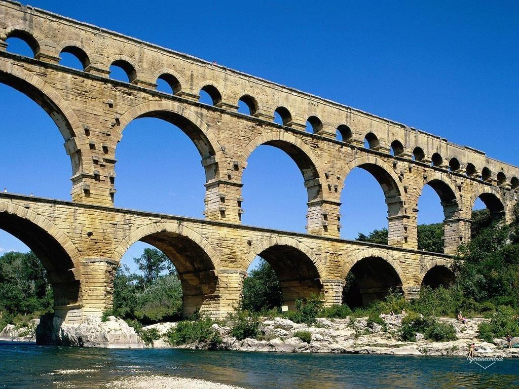 Акведуки и бани древнего рима – устройство терм и водопроводов