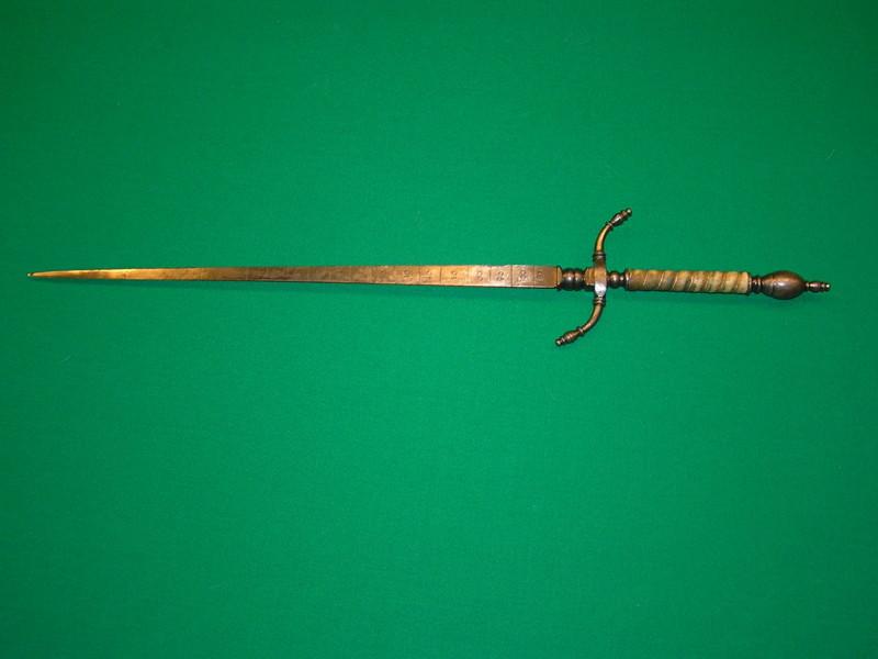 Стилет - это... происхождение и описание оружия