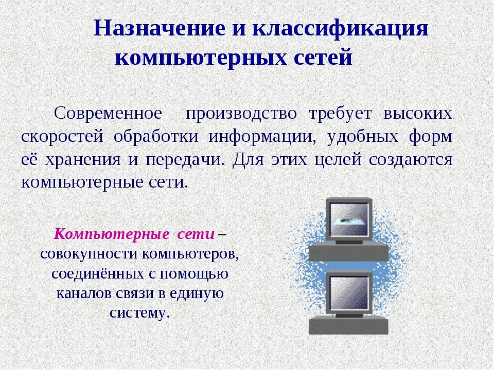 Сети — что это такое   компьютерпресс