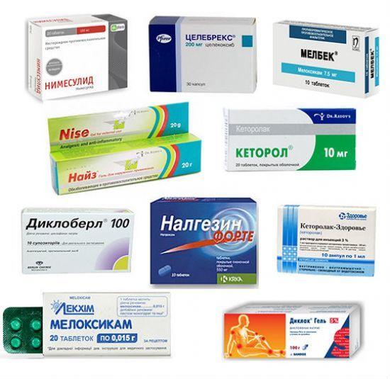Нпвс нового поколения: самые безопасные для здоровья средства. показания к применению
