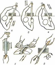 Слесарное дело. механизация опиловочных работ