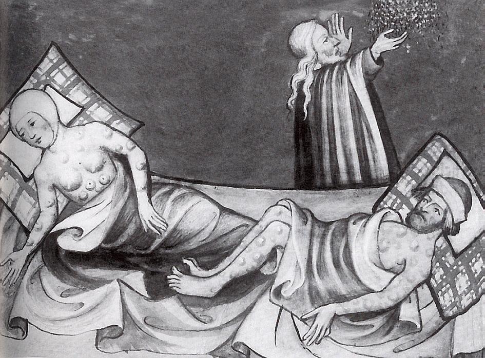 Лепра - «медленная смерть» средневековья