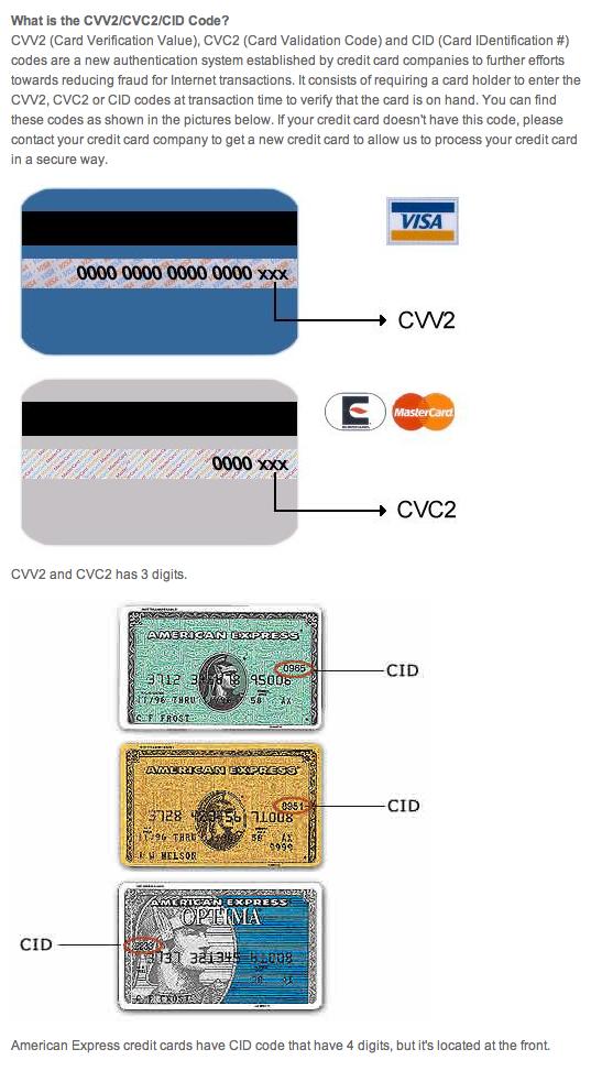Что такое cvc на банковской карте: зачем нужен, где находится код?