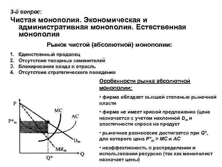 Что такое монополия? понятие, виды, достоинства и недостатки :: businessman.ru