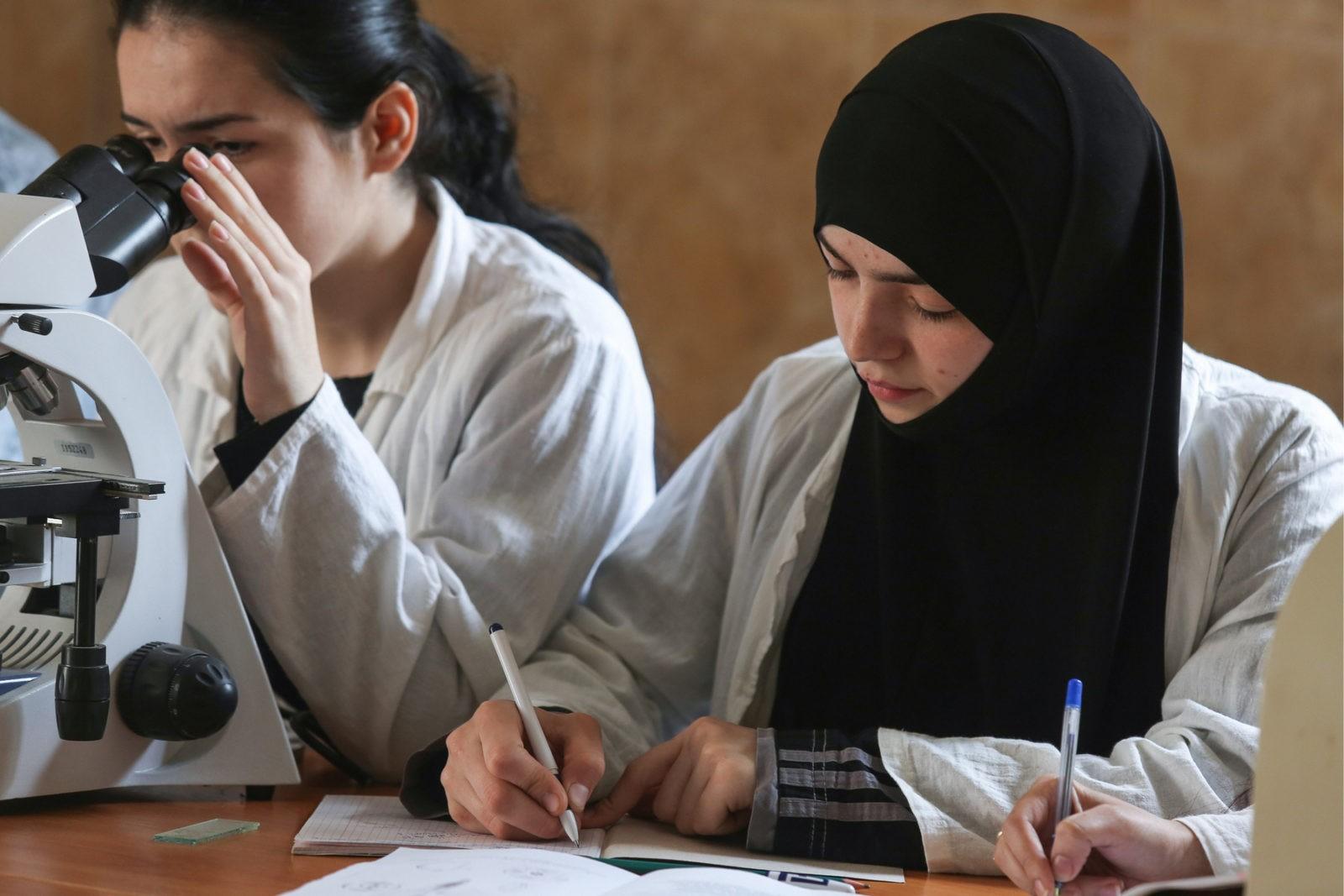 Женское образование — википедия