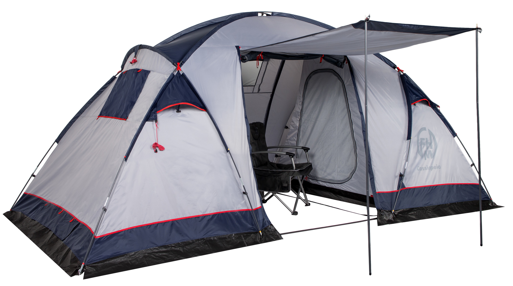 Отдых в лесу с палатками: как организовать палаточный лагерь