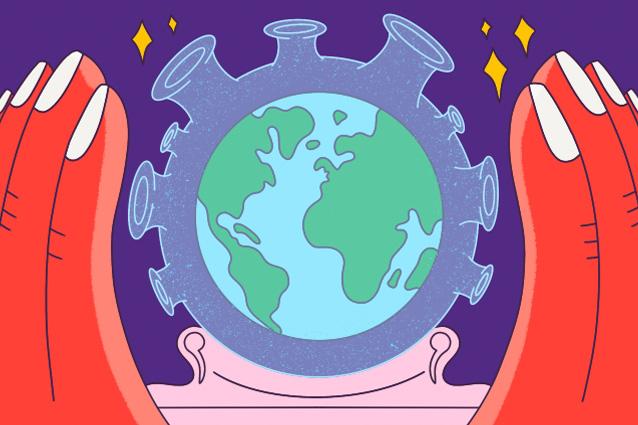 Как будет развиваться и чем закончится пандемия коронавируса
