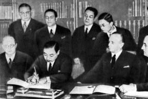 Пакт четырёх — википедия. что такое пакт четырёх