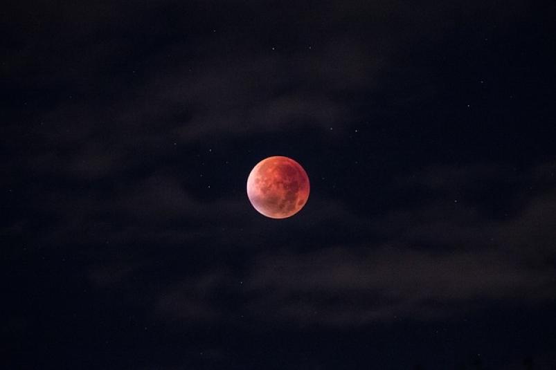 Всё о «кровавой луне» или как колумб украл ночное светило у индейцев
