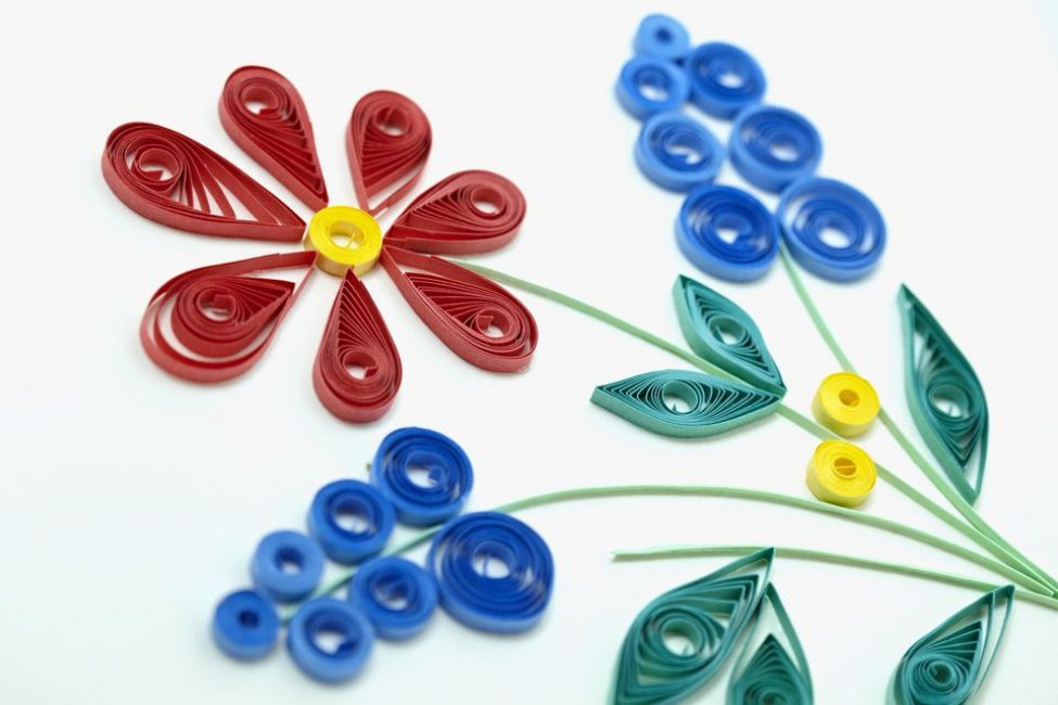 Квиллинг для начинающих пошагово: идеи для поделок и аппликаций детям 6-7 лет. объемные работы в технике квиллинг