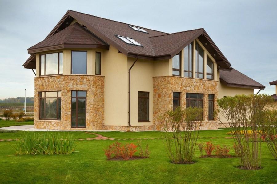 Чем можно отделать фасад дома, чтобы красиво и долговечно