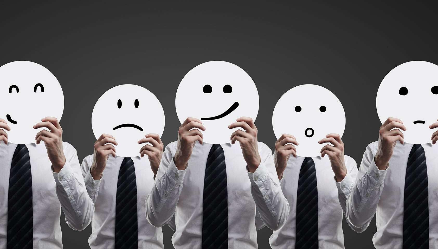 Какие бывают эмоции? список эмоций